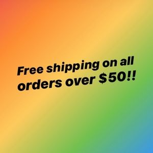 Other - Free shipping on sales over $50.00